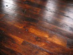 . I want barnwood floors