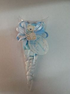 Confettata nascita Baby Party, Confetti, Smurfs, Character, Jewerly, Lettering
