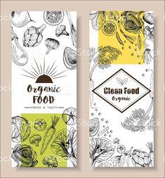 62 Ideas for design logo restaurant layout Menue Design, Food Menu Design, Food Packaging Design, Packaging Design Inspiration, Graphic Design Inspiration, Branding Design, Identity Branding, Stationery Design, Food Graphic Design