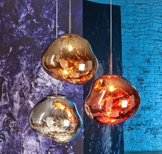 design-dautore.com: MELT Lamps by Tom Dixon