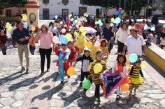 Landa de Matamoros, Qro. 21 de marzo de 2017.- Los Preescolar de Landa, organizaron como cada año el festival de...