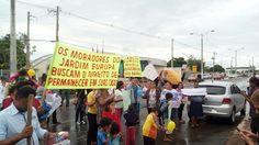 Luziânia: Moradores do Jardim Europa temem perder casas em que vivem há mais de 16 anos