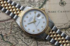Rolex Datejust St/G Diamond Dial (3.1.743)