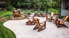 Featured patio project from Detailed Landscape.