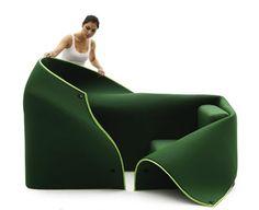 Sofa Sosia: The Flexible Sofa Ever Made
