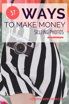 Do you enjoy snapping photos of the world around you? Then you can start earning money by selling stock photos online.
