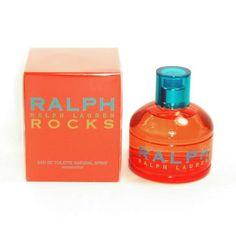 Ralph Lauren Ralph Rocks edt 50 ml spray - Perfumeria Ana Laura Lee, Ralph Lauren, Royal Fashion, Coco Chanel, Beauty Care, Victoria's Secret Pink, Lotion, Perfume Bottles, Make Up