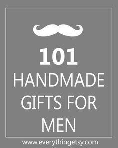 101 Handmade Gifts for Men – Everything Etsy