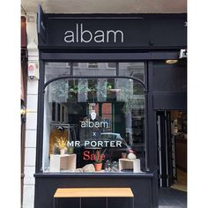 2016/07/01 00:44:23  albamclothing  The sale continues at Henrietta Street - The only store to stock the full Alternate collection designed for @mrporterlive #albam #albamclothing #mrporter #mrporterlive #coventgarden