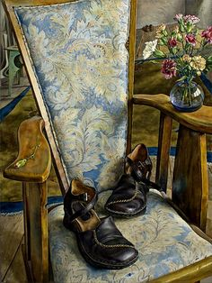 Shoes by Michael Taylor