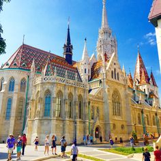Wanderlust Wednesday: The Best of Budapest | The English Room