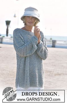 free pattern knit sweater