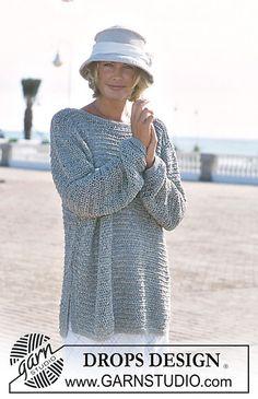 free pattern knit sweater