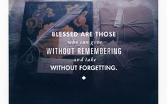 forgive..