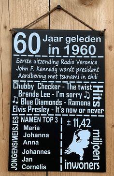 Zinken tekstbord 60 jaar geleden in 1960 - antraciet Brenda Lee, It's Now Or Never, Disneyland, Disney Land, Disney Resorts