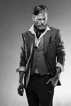 #man #style #golddigger #oil #dirt #goldfever #goldenfever #SashaBagrov