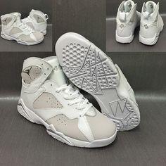 Air Jordan 7 Pure Money Mens Air Jordans Retros 7s. Jimmy · jordans for sale 51716d937