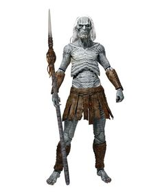 Look what I found on #zulily! Game of Thrones White Walker Action Figure #zulilyfinds