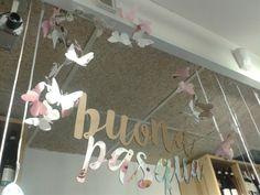 Allestimento Pasqua c/o Biopolis Store Roma