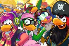 Which Club Penguin Character Are You Based On Your Zodiac Sign? Club Penguin, Penguin Art, Soul Eater, Anime Demon Boy, Anime Fnaf, Penguins, Zodiac Signs, Childhood, Drawings