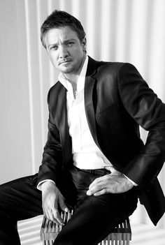 Renner - love the light in this.