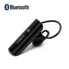 Suicen AX-662 Dual Mic Stereo Bluetooth Headset - Black