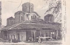 The church of the twelve Apostoles - Thessaloniki,Greece Thessaloniki, Macedonia, Nymph, Taj Mahal, Greece, Beautiful Places, The Past, Photography, Painting