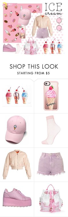 """""""sweet look"""" by olivia-6969 ❤ liked on Polyvore featuring Casetify, Topshop, Givenchy and Miss Selfridge"""