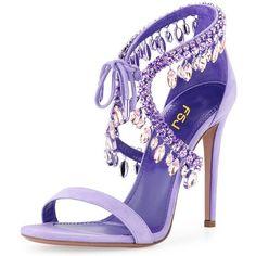 11 Best Purple Bridal Shoes images  53aece9ab760