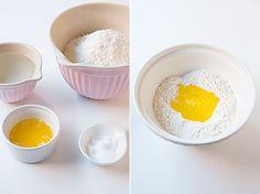 Cómo hacer masa de hojaldre Empanadas Recipe, Cheesy Potatoes, Dessert Recipes, Desserts, Cake Art, Bakery, Yummy Food, Sweets, Snacks