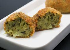 Croquetas de pescado y alga wakame para #Mycook http://www.mycook.es/cocina/receta/croquetas-de-pescado-y-alga-wakame