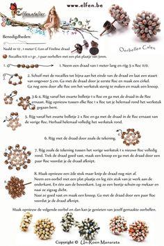 Gratis patronen | Elfenatelier Beading Patterns, Bobby Pins, Photo Wall, Hair Accessories, Beads, Wall Photos, Jewerly, Community, Free