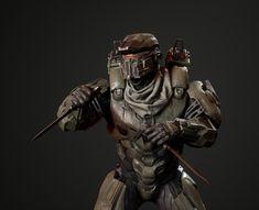 Halo Armor, Halo Spartan, Tactical Armor, Halo Series, Halo Game, Sci Fi Armor, Creature Concept Art, Armor Concept, Bounty Hunter