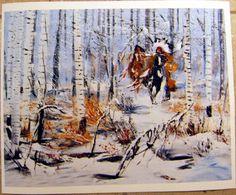 PIPER :: Unknown Territory (Giclée) by South Dakota Artist JoAnne Bird