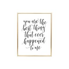 YOU PRINT PRINTABLE Wall Art You Are The Best by LuminousPrints