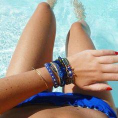 Hipanema bracelet - Summer 2015