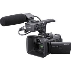 Sony-96GB-HXR-NX30-Palm-Size-NXCAM-HD-Camcorder-with-Projector