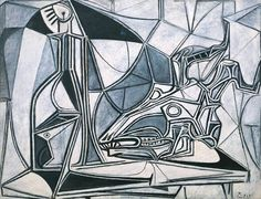 """""""Art is a lie that makes us realize truth."""" - Pablo Picasso"""