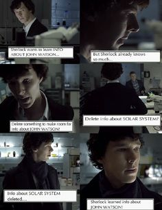 pokemon/sherlock crossover - deleting things to make room for new things hahaha