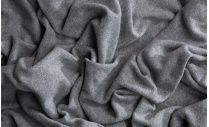 IN BED Cashmere Throw - Grey