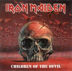 IRON MAIDEN - children of the devil (bootleg)