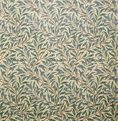 Willow Bough Minor tapet, William Morris® (WM128-01) hos Engelska Tapetmagasinet. Köp fraktfritt online eller besök butiken i Göteborg.