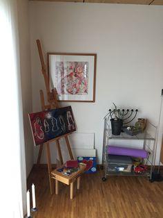Ungenutzter Arbeitsbereich vor Umgestaltung Magazine Rack, Modern, Cabinet, Storage, Furniture, Home Decor, Environment, Cozy Living, Cosy House