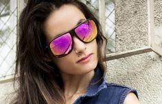 Oculos espelhado MODISMO 5