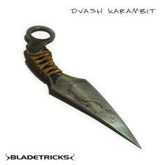 Bladetricks Dvash Karambit #knife #tactical #handmade