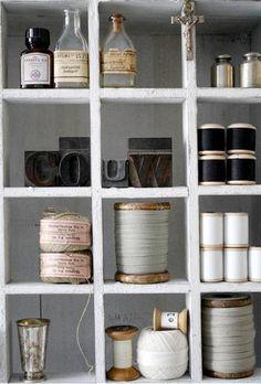 pretty little shelf