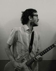 "Frusciante- 2007. Plays guitar on Johnny Cash's ""Personal Jesus."""