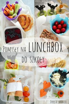 Second breakfast for school - over 100 ideas - Fit Second Breakfast, Breakfast Ideas, Polish Recipes, Bento, Kids Meals, Lunch Box, Food And Drink, Healthy Recipes, Snacks