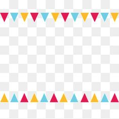 Elementos vectoriales cumpleaños Bunting