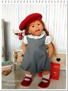 Dans le pupitre d'Esyram - Créations, bricolage pour poupées chéries de Corolle, Paola Reina, mini poupons, Boneka. Mises en scènes. Différents ouvrages selon l'inspiration. Photographies.